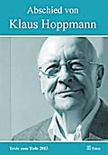 Abschied von Klaus Hoppmann