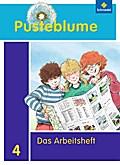 Pusteblume Sachunterricht 4. Arbeitsheft. Hamburg und Schleswig-Holstein