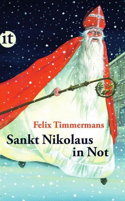 Sankt Nikolaus in Not (insel taschenbuch)
