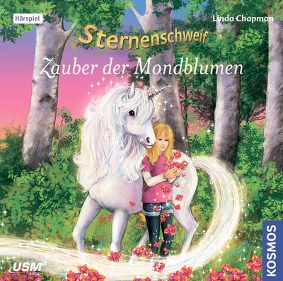 Sternenschweif (Folge 44): Zauber der Mondblumen - United Soft Media - Audio CD, Deutsch, Linda Chapman, Zauber der Mondblumen, Zauber der Mondblumen