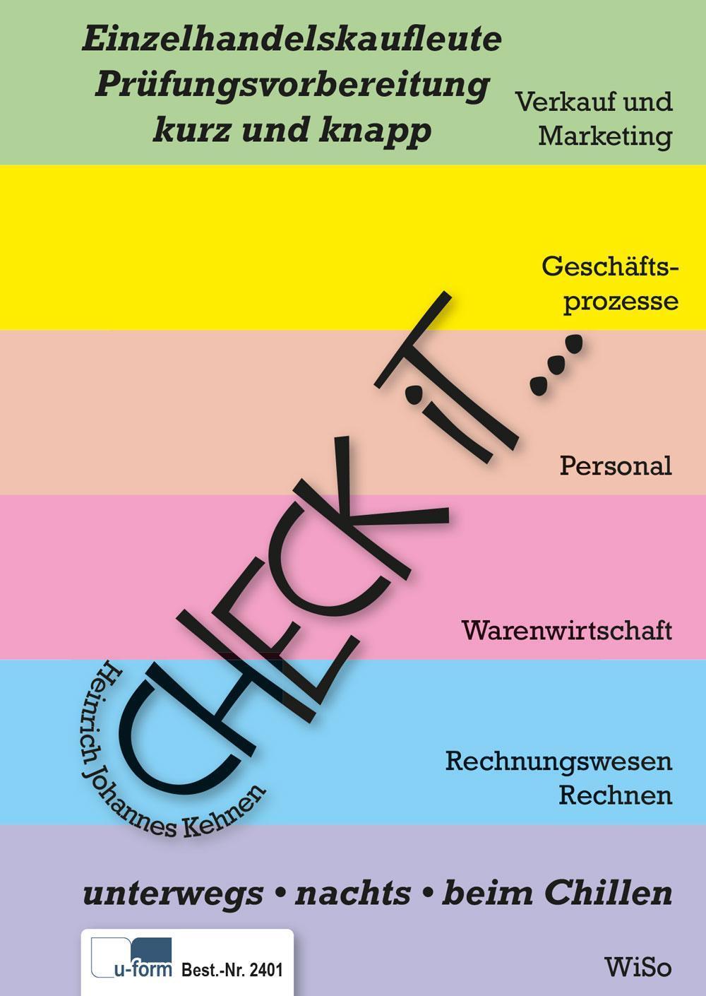 Check-iT-Einzelhandelskaufleute-Pruefungsvorbereitung-kurz-und-knapp-Hein