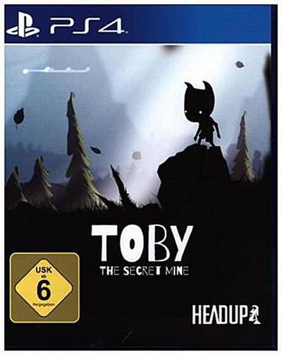 Toby - The Secret Mine - HEADUP GAMES - Videospiel, Deutsch, , Für PlayStation 4, Für PlayStation 4