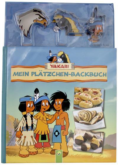 YAKARI ? Mein Plätzchen-Backbuch