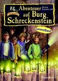 Abenteuer auf Burg Schreckenstein. Sammelband (Bände 10, 11, 13 und 14)