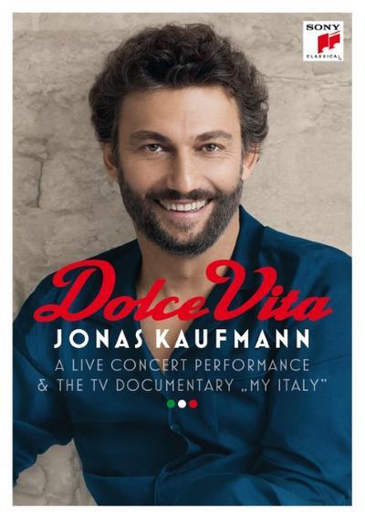 Dolce Vita - (Sony BMG) - DVD, Deutsch, Jonas Kaufmann, ,