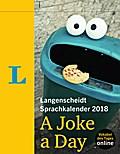 Langenscheidt Sprachkalender 2018 A Joke a Day Abreißkalender