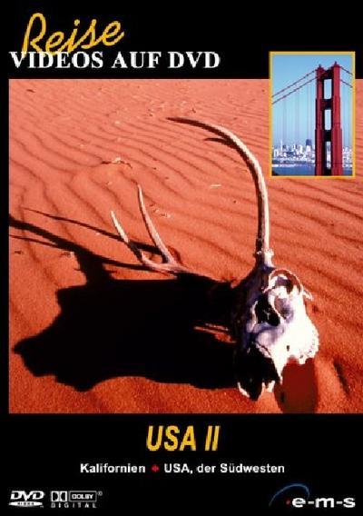 USA 2 - Rough Trade Distribution Gmbh - DVD, Deutsch, , Kalifornien, USA - Der Südwesten, Kalifornien, USA - Der Südwesten