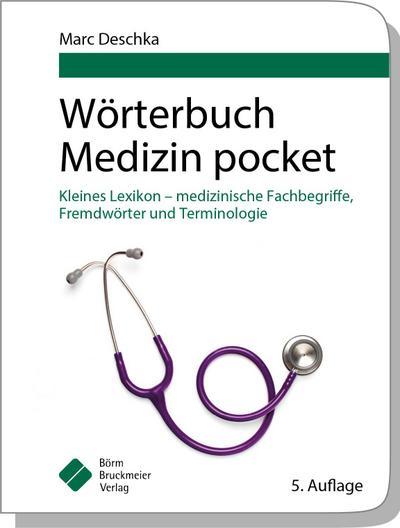 worterbuch-medizin-pocket-kleines-lexikon-medizinische-fachbegriffe-fremdworter-und-terminolog