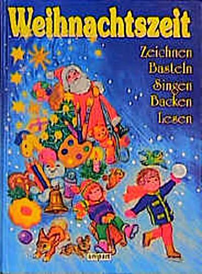 weihnachtszeit-zeichnen-basteln-singen-backen-lesen