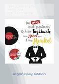 Das neue total gefälschte Geheim-Tagebuch vom Mann von Frau Merkel (DAISY Edition)