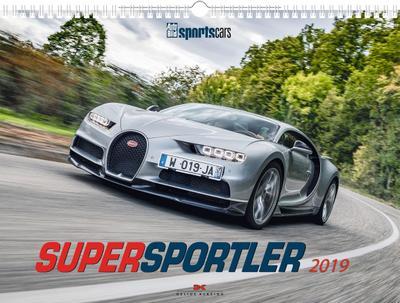 Super Sportler 2019 - Delius Klasing - Kalender, Deutsch, , ,