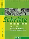Schritte international 1. Glossar XXL Deutsch-Tschechisch - Nemecko-ceský slovnícek