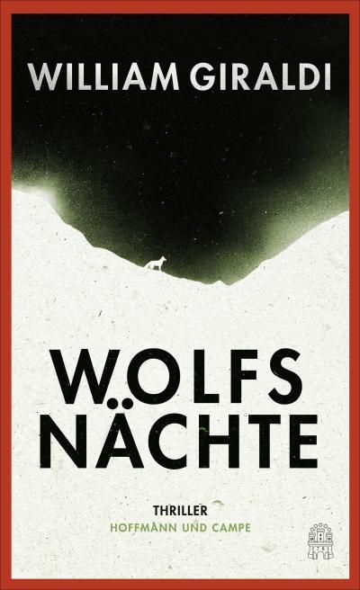 Wolfsnächte  Übers. v. von Schweder-Schreiner, Nicolai  Deutsch