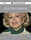 Zsa Zsa Gabor 159 Success Facts - Everything you need to know about Zsa Zsa Gabor