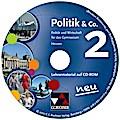 Politik & Co. neu Lehrermaterial 2 Hessen
