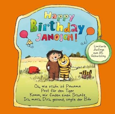 happy-birthday-janosch-sonderausgabe-, 4.72 EUR @ rheinberg