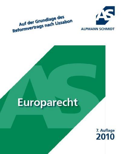 europarecht-auf-der-grundlage-des-reformvertrags-nach-lissabon-