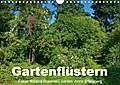 9783665915216 - Roland Rossner: Gartenflüstern (Wandkalender 2018 DIN A4 quer) - Ein stimmungsvoller farbenfroher Kalender für Gartenfreunde (Monatskalender, 14 Seiten ) - كتاب