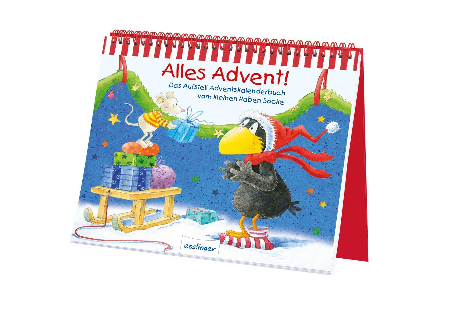 NEU-Der-kleine-Rabe-Socke-Alles-Advent-Nele-Moost-231928
