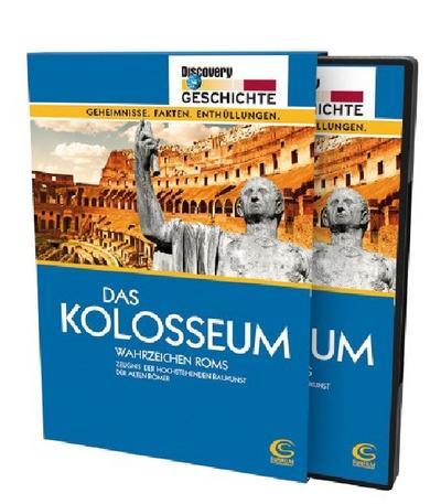 Das Kolosseum - Wahrzeichen Roms - Discovery Geschichte - Tiberius Film - DVD, Englisch| Deutsch, Dokumentatio n, Discovery Geschichte, Discovery Geschichte
