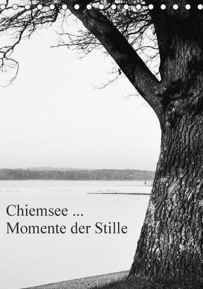 Chiemsee ... Momente der Stille (Tischkalender 2017 DIN A5 hoch)