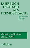 Jahrbuch Deutsch als Fremdsprache Band 37 / 2011