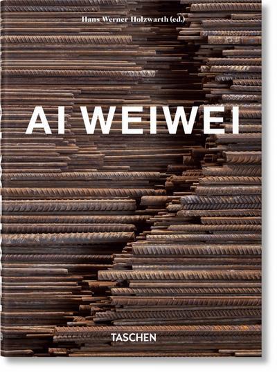 Ai Weiwei. 40th Anniversary Edition (QUARANTE)