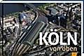 Köln von oben: Bildband