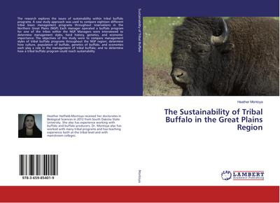 The Sustainability of Tribal Buffalo in the Great Plains Region