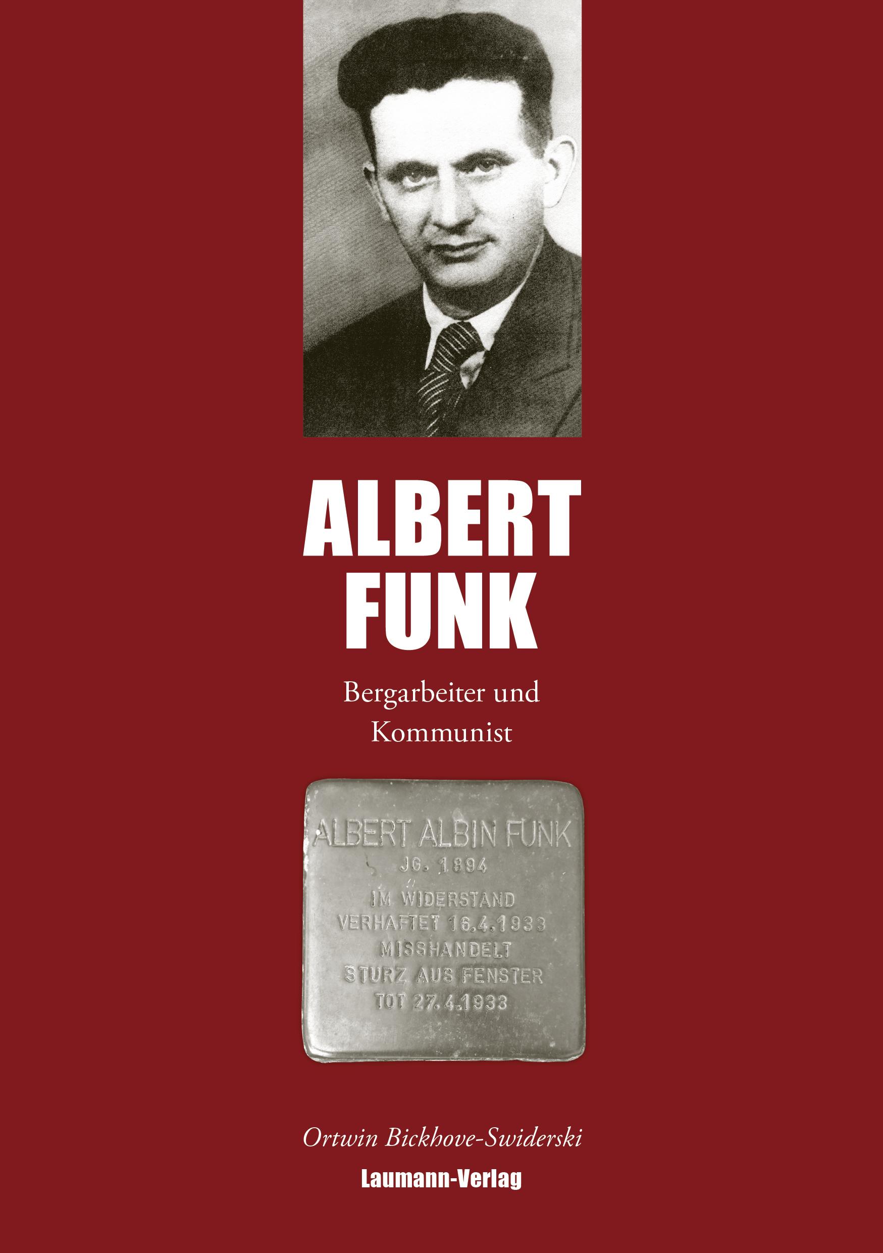 NEU Albert Funk Ortwin Bickhove-Swiderski 604641