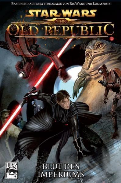 Star Wars Comic Sonderband 61: The Old Republic II - Blut des Imperiums Ale ...