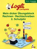 Mein dicker Übungsblock Rechnen - Rechtschrei ...
