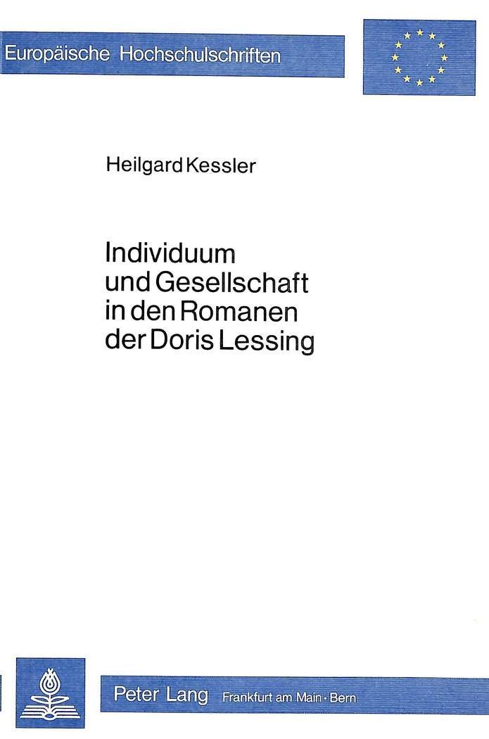 Individuum und Gesellschaft in den Romanen der Doris Lessing Heilgard Kessl ... - <span itemprop=availableAtOrFrom>Fürstenberg, Deutschland</span> - Vollständige Widerrufsbelehrung Widerruf Verbrauchern steht ein gesetzliches Widerrufsrecht zu. Verbraucher ist jede natürliche Person, die ein Rechtsgeschäft zu einem Zwecke abschli - Fürstenberg, Deutschland