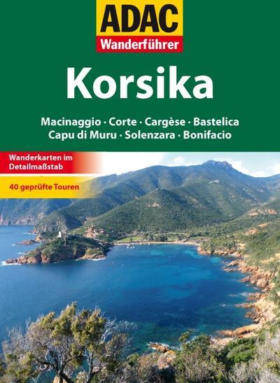 ADAC Wanderführer Korsika