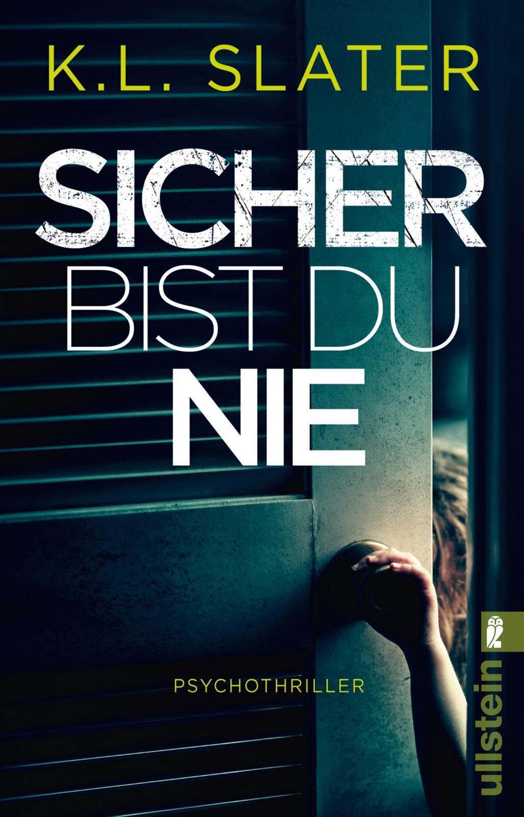 NEU-Sicher-bist-du-nie-K-L-Slater-290935