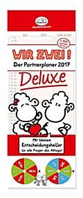 Wir Zwei! Der Partnerplaner 2017