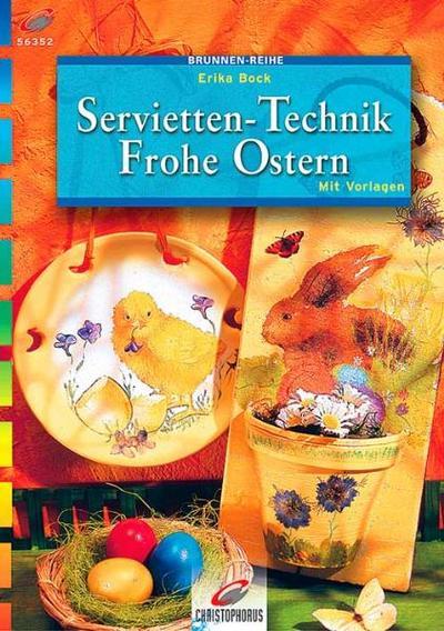 brunnen-reihe-servietten-technik-frohe-ostern