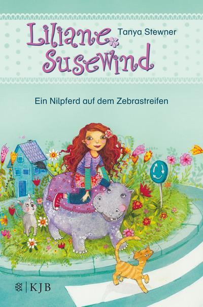 Liliane Susewind – Ein Nilpferd auf dem Zebrastreifen (Liliane Susewind ab 6, Band 4)