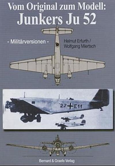 Vom Original zum Modell: Junkers Ju 52