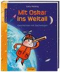 Mit Oskar ins Weltall