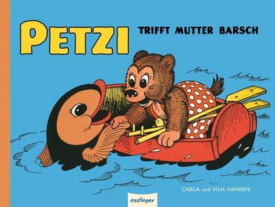 Petzi trifft Mutter Barsch
