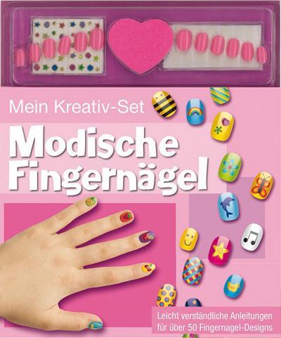 Mein Kreativ-Set: Modische Fingernägel