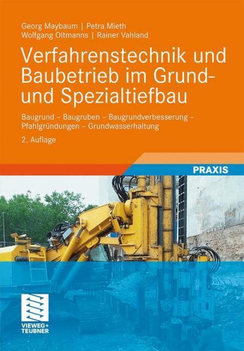 Verfahrenstechnik-und-Baubetrieb-im-Grund-und-Spezialtiefbau-Georg-Maybaum
