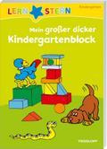 Lernstern: Mein großer dicker Kindergartenblo ...