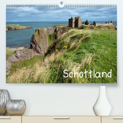 Schottland(Premium, hochwertiger DIN A2 Wandkalender 2020, Kunstdruck in Hochglanz): Das rauhe Land im Norden von Großbritannien. (Monatskalender, 14 Seiten ) (CALVENDO Orte)