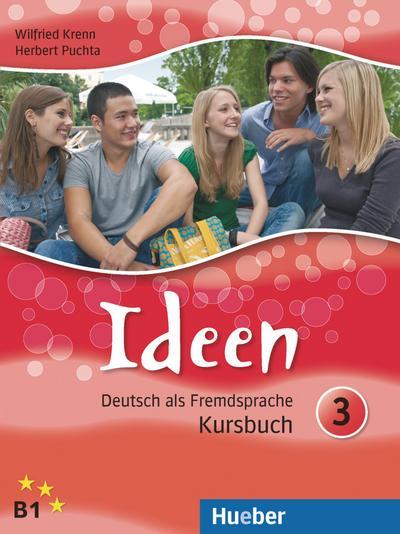 ideen-3-deutsch-als-fremdsprache-kursbuch, 12.72 EUR @ rheinberg