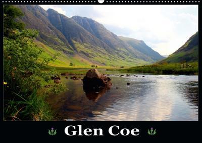 Glen Coe (Wandkalender 2018 DIN A2 quer)