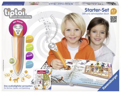 tiptoi-starter-set-wieso-weshalb-warum-unsere-jahreszeiten-tiptoi-stift-mit-player-und-buch-un