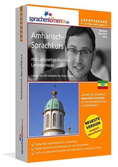 Amharisch-Expresskurs, PC CD-ROM m. MP3-Audio-CD