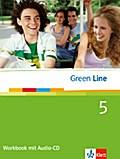 Green Line 5. Workbook mit Audio CD